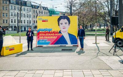 FDP: Stillstand macht traurig