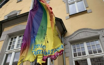 HÜSKENS: Neue CSD-Flagge ist bereits auf dem Weg